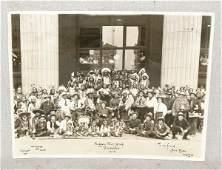 1253: Original Buffalo Bill Wild West Show Photograph
