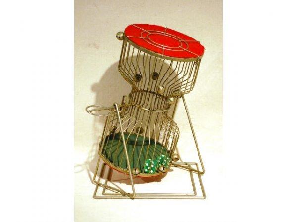 39: Chuk-A-Luck Gambling Machine