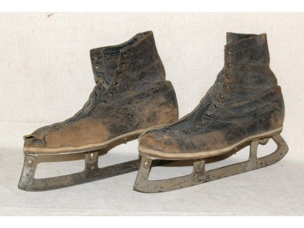 541: Barney & Berry Winchester Ice Skates