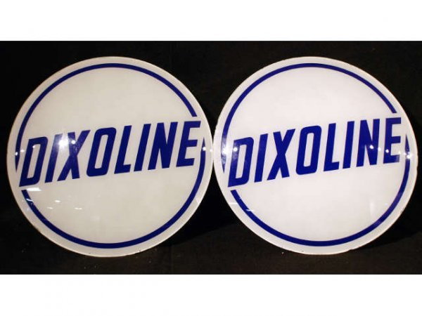77: Dixoline Gas Pump Globe Lenses