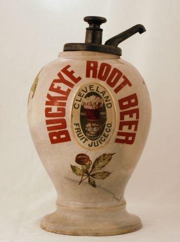 5: Buckeye Root Beer Soda Fountain Syrup Dispenser