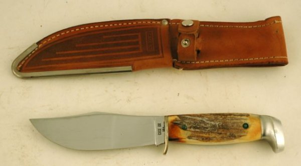 512: Case XX Stag Handled Knife 5361