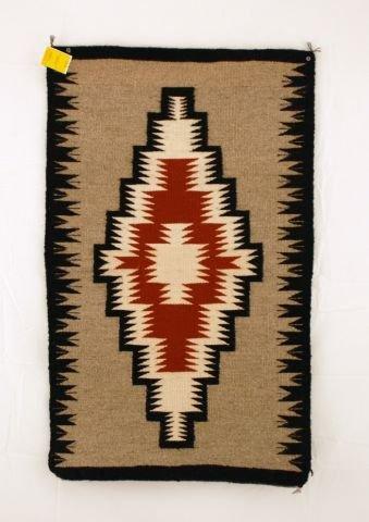 520: Ganado Navajo Rug