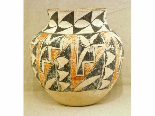 522: Acoma Indian Pot
