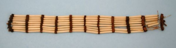 523A: Antique Native American Choker Necklace
