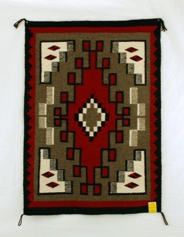 525: Navajo Rug