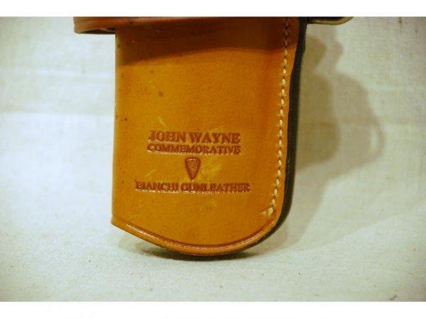 660B: Winchester John Wayne Commemorative Scabbard - 3