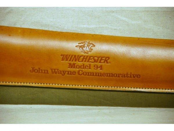660B: Winchester John Wayne Commemorative Scabbard - 5
