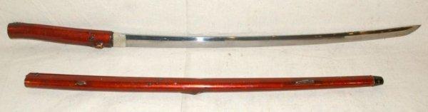 13: Samurai Sword With Sheath