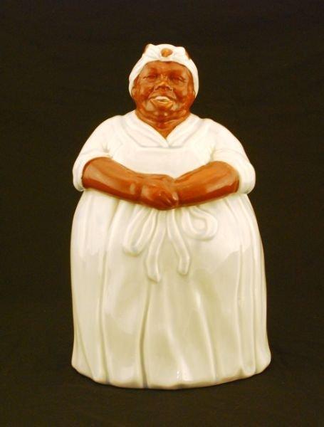 27: Black Americana Mammy Cookie Jar