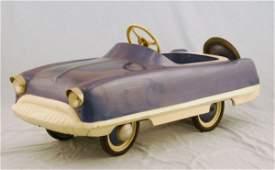 47: 1950s Garton Kidillac Pedal Car Late