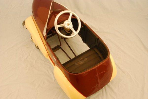 72: 1937 Garton Ford Pedal Car - 4