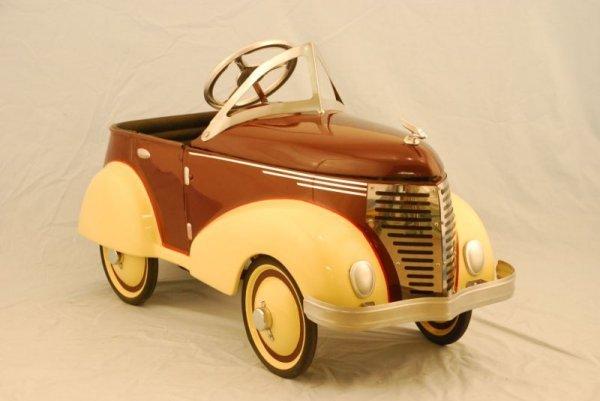 72: 1937 Garton Ford Pedal Car - 6