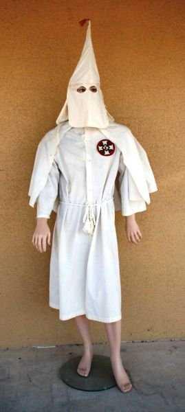 444 Vintage Ku Klux Klan Robe