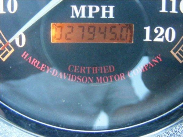 483: Custom 1997 Harley Davidson Fatboy - 4