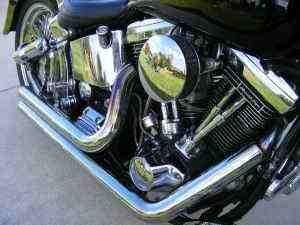 483: Custom 1997 Harley Davidson Fatboy - 5