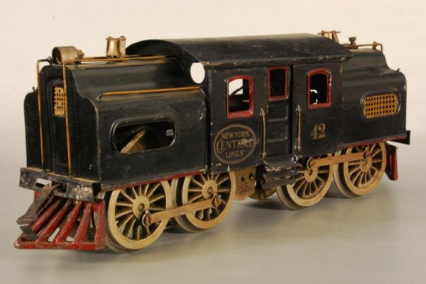 24: Lionel Electric Train Engine
