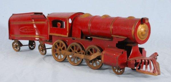 25: Hill Climber Train Toy