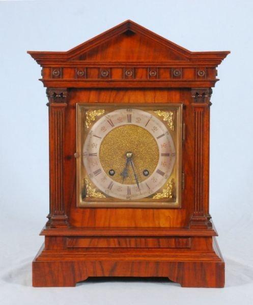 31: 1880s Lenzkrich Mantle Clock