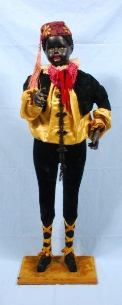 127: Victorian French Automaton Blackamoor