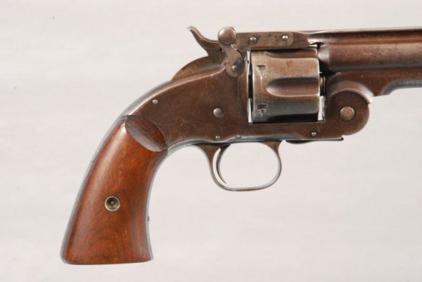141: Smith & Wesson Model 3 Schofield 2nd Model - 3