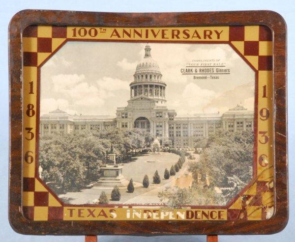 266: Texas Centennial Capital Scene