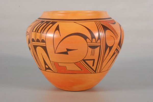 564: Hopi Pottery Bowl from Heard Museum