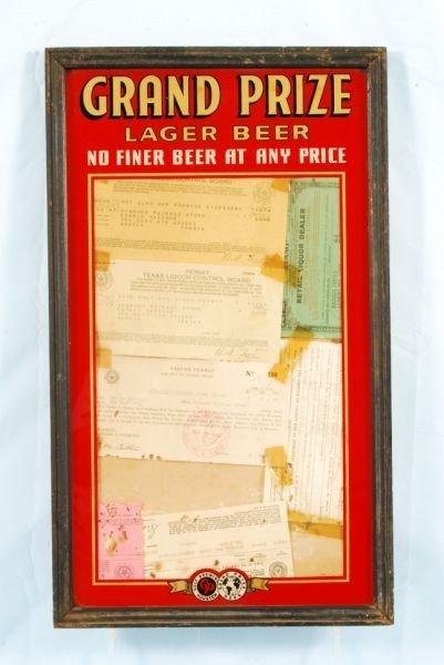 36: Grand Prize Beer Bar Licenses Holder Austin Texas