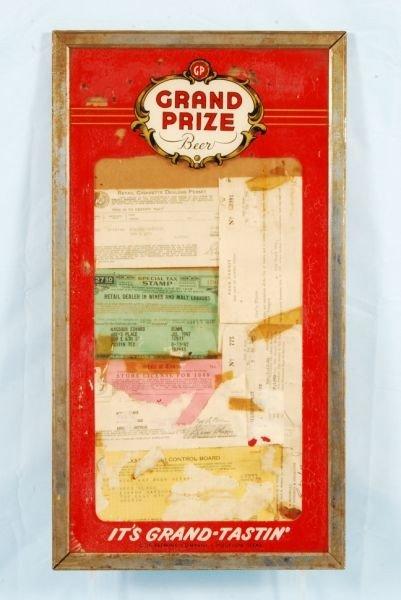 37: Grand Prize Beer Bar License Holder Austin, Texas