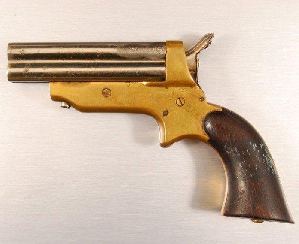 277: Sharps 4 Barrel Derringer - 2