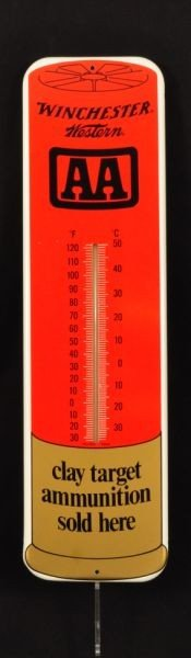 8: Winchester Advertising Thermometer