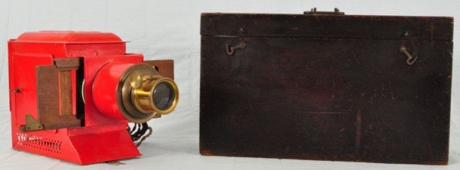 30: Magic Lantern in Case