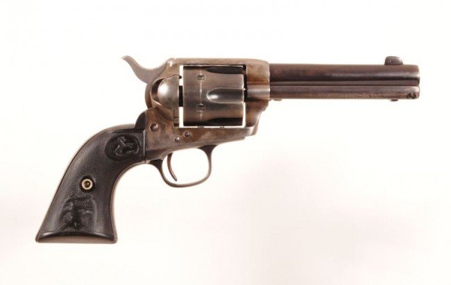 37: 1873 Colt SAA .44-40 Antique