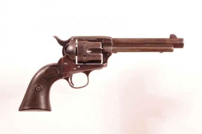 38: 1873 Colt SAA .45 Antique