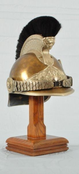 43: French Cavalry Helmet