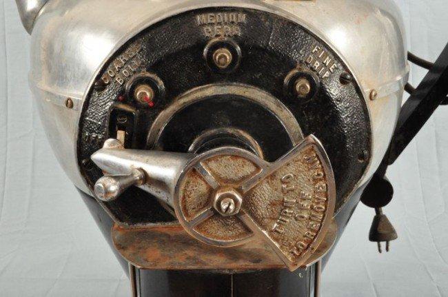 156: American Duplex Coffee Pot Shaped Grinder - 3
