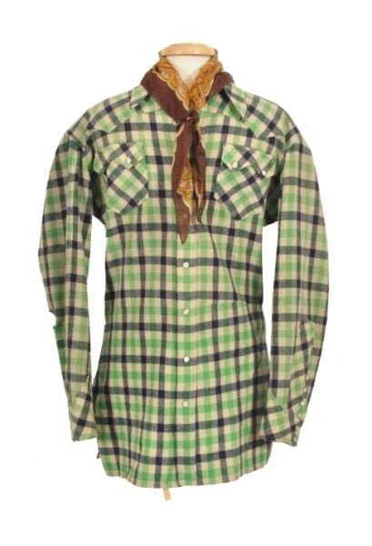 4: Roy Rogers Nudie's Rodeo Tailor Western Shirt RR - 3