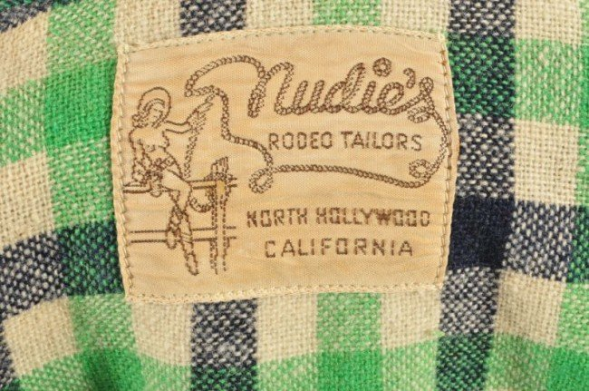 4: Roy Rogers Nudie's Rodeo Tailor Western Shirt RR - 5