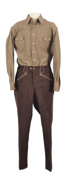 6: Roy Rogers' Rodeo Ben Shirt & Nudie's Pants RR