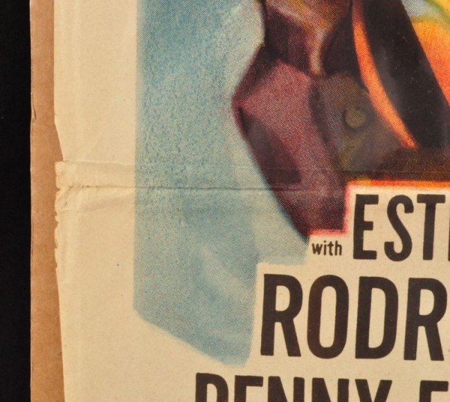 11: Roy Rogers In Old Amarillo Movie Poster RR - 7