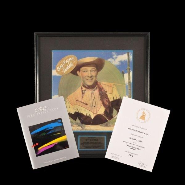 18: Roy Rogers Tribute Album & Grammy Nomination RR