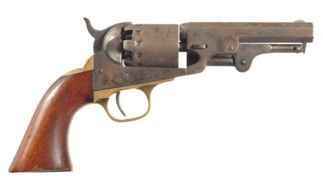 292: Manhattan Navy Revolver .36