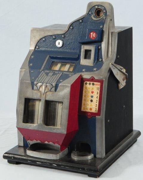 Mills Penny Slot Machine