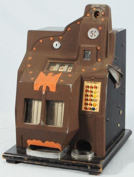 Mills Nickel Slot Machine