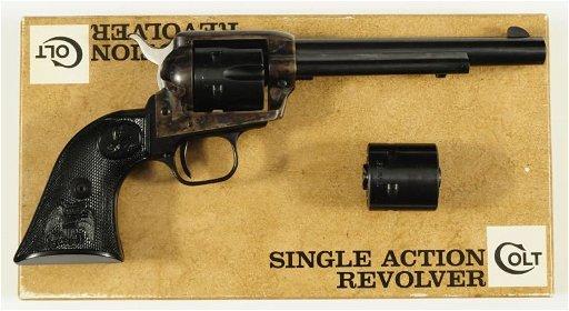 7: Colt Peacemaker  22 FFL