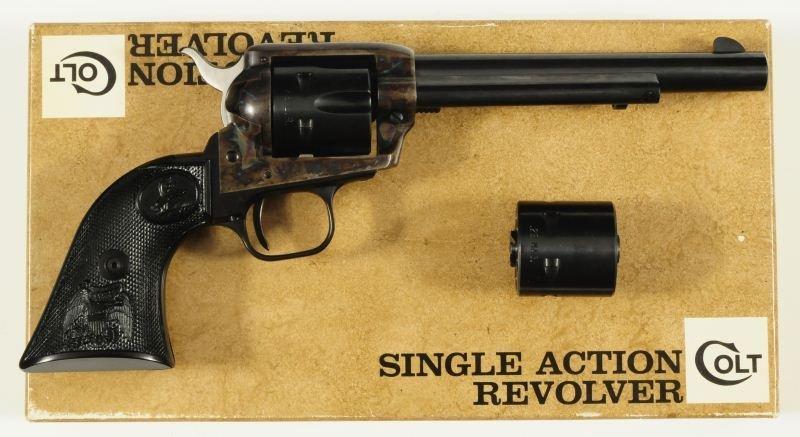 7: Colt Peacemaker .22 FFL