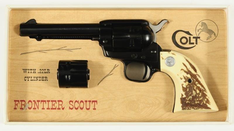 8: Colt Frontier Scout .22 FFL