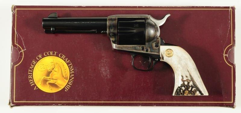 9: Colt SAA. 45 FFL