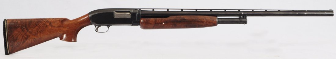 23: Winchester Model 12 12ga Pump Action Shotgun FFL