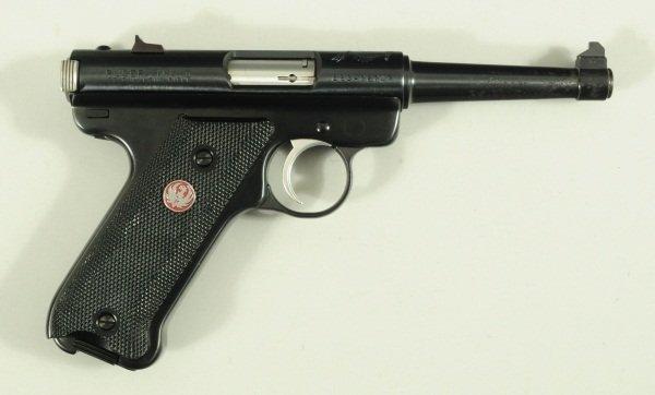 Ruger MK II .22 Target Pistol FFL